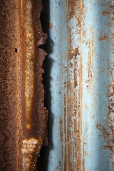De rouille et d'ombre | Rust and shade