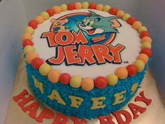 Tom and jerry cake My Style Pinterest Cake and Recipes