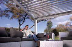 Un nuevo concepto en sistemas de protección solar exterior e interior.