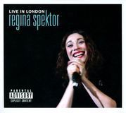 Regina Spektor: Live in London [CD/DVD] [DVD] [2010]