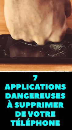 7 dangerous apps to remove from your phone - Miriam Andrews Photo Page Android Box, Android Apps, Application Telephone, Smartphone, Technology World, Applications, New Tricks, Tech Gadgets, App Design
