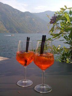 Joyeux vendredi et j'adore Lake Como, Italy