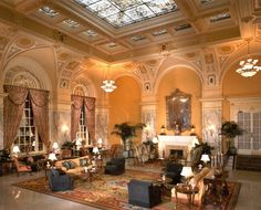 Downtown Nashville Hotel | Five Star Luxury Rooms | The Hermitage Hotel