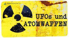 UFO-ZWISCHENFÄLLE MIT ATOMWAFFEN - Robert Hastings (komplettes Interview...