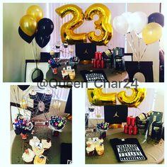 My boyfriends surprise birthday Más