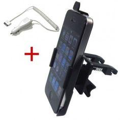 iPhone 4 Auto Bundle (Autohalterung Lüftung und Autoladegerät) bei www.StyleMyPhone.de Ipad, Samsung, Iphone 4, Headset, Headphones, Electronics, Autos, Slipcovers, Headpieces