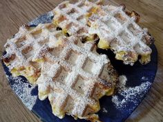 Waffles, Food And Drink, Low Carb, Yummy Food, Sweets, Cookies, Breakfast, Recipes, Food Ideas
