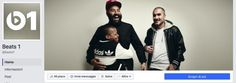 Apple apre la pagina Facebook di Beats 1