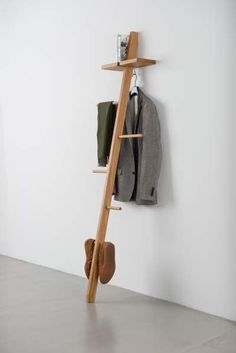 TB.5 - Modern day Valet Stand/ Clothes Organiser by TidyboyBerlin on Etsy https://www.etsy.com/listing/223231386/tb5-modern-day-valet-stand-clothes