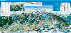 Mountain Maps- Check out our site for more Aspen ski info and rentals! http://www.aspendiscountskitickets.com/