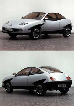 Chris Bangle's chosen proposal for the 1993 Fiat Coupé