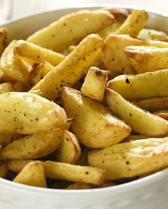 Low FODMAP Recipe and Gluten Free Recipe - Oven Chips