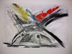 reebeArt Abstract/Acryl 150 x 100x 4