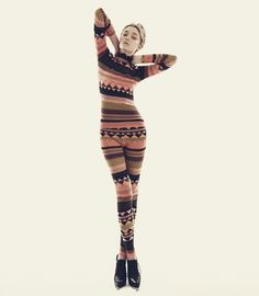 would make awesome pj's! TEQUILA SOLO Fall-Winter 2012/2013