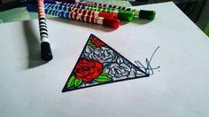 Work#drawing#rose#tattoo#tattos