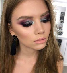 Роскошный вечерний макияж от @koroleva_makeup с использованием любимых пигментов #INGLOT #inglotrussia #inglotcosmetics #instainglot #inglotmakeup #инглот