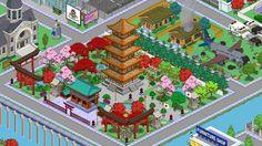 jinja - pagoda - verde