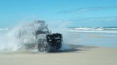 """Land Rover Defender """"Bucanero"""""""