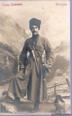 Ingush warrior