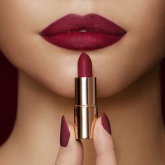 Perfect your #LegendaryParties pout with my Matte Revolution #MiniLipstickCharms, they are also the ultimate naughty treat for hostesses this party season!! #CharlotteTilbury #MakeupbyCharlotteTilbury #StockingThrillers #RedCarpetRed #Gifting