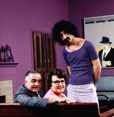 Frank Zappa's Family #Characters