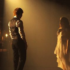 This is possibly my favorite music video ever. Thinking Out Loud by Ed Sheeran