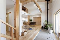 Japanese House, My Dream Home, Divider, Sweet Home, Loft, Draw, Furniture, Home Decor, My Dream House