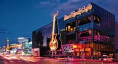Hard Rock Live Las Vegas - Venue Sound, Lighting and Video ...