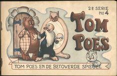 Heer Bommel en Tom Poes - Tom Poes en de betoverde spiegel - Deel 4 - sc - (1946) - W.B.