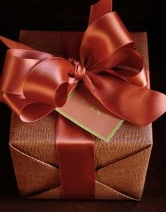 Gift Wrapping and Packaging | Fall