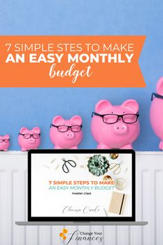 Easily create a budget you can stick to with step by step instruction and examples on how to set it up and stick with it so you can save money and pay off debt.