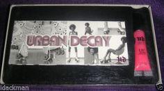 Urban Decay Rollergirl Palette 4 Eyeshadows, 1 EyeLiner & Lip Gloss+ FS UD GIFT!