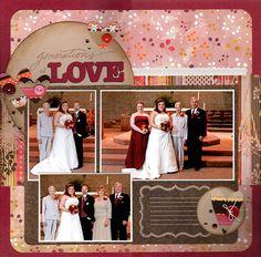 Generations of Love - Scrapbook.com