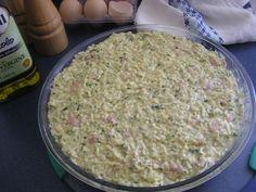 Cuketový slaný koláč (fotorecept) - obrázok 5 Ale, Grains, Food, Basket, Ale Beer, Essen, Meals, Seeds, Yemek