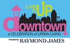 Live It Up Downtown, September 7 3-10pm on Fountain Square! Be there!