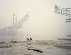 Chongqing Yangtze River (Photo credit to Nadav Kander) - Architecture and Urban Living - Modern and Historical Buildings - City Planning - Travel Photography Destinations - Amazing Beautiful Places Photography Exhibition, World Photography, Photography Awards, Landscape Photography, Travel Photography, Colour Photography, Architectural Photography, Urban Photography, Photography Tips