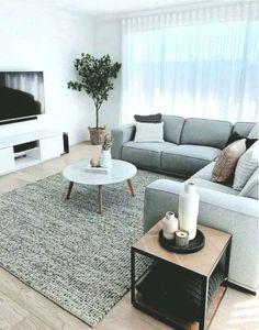 33 Cozy & Elegant Small Living Room Decor Ideas on a Budget - Best Warm Home Decor ideas Living Room Color Schemes, Living Room Colors, Cozy Living Rooms, Living Room Grey, Home Living Room, Living Room Designs, Living Room Decor, Colour Schemes, Apartment Living