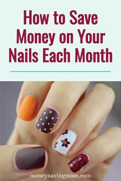 Have you tried Impress Nails yet? Here is my honest review of how they worked for me - this could be a great way to save money on your professional manicures! Plus you can get some great pre-made nail designs! Ways To Save Money, How To Make Money, Money Tips, Dip Polish, Impress Nails, Money Saving Mom, Get Free Stuff, Glue On Nails, Nail File
