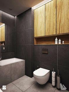 Projekt wnętrza mieszkania w Wiślanych Tarasach. - zdjęcie od Dream Design