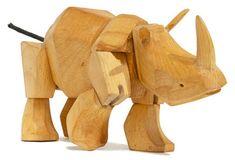 Wooden Heirloom Toys by David Weeks