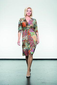 Plus Size Fashion - http://www.plusperfekt.de  http://www.plusperfekt.de/chic-in-jeder-groesse-manou-lenz-macht-lust-auf-sonnenschein/
