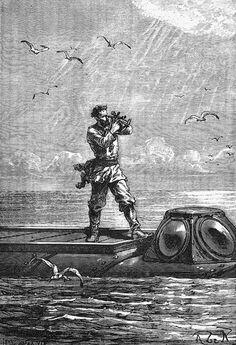 Jules Verne, <i>Vingt Mille Lieues sous les mers</i>