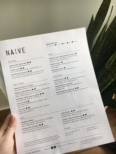 New Finds: Naive Restaurant – Avery Walts Fast Casual Restaurant, Casual Restaurants, Curry Bowl, Garlic Shrimp, Weekly Menu, Ceviche, Small Plates, Roasted Chicken, Naive
