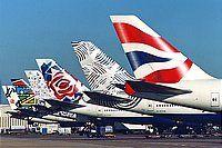 British Airways B747-400 World Images
