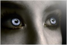 Her eyes lit like the moon nonononyu.deviantart.com on @deviantART