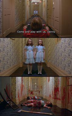 The Shining...