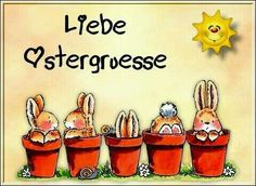 Ostergrüsse – Holidays and Events