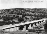 Puente sobre el río Guadalmez Opera House, Building, Travel, Cordoba, Bridges, Viajes, Buildings, Destinations, Traveling