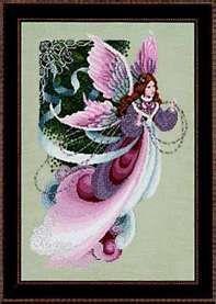 Fairy Dreams - Cross Stitch Pattern - 1-2-3 Stitch!