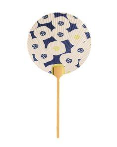 Japanese paper fan, Uchiwa